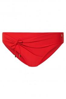 Hoge bikinislip Beachlife Chinese Red