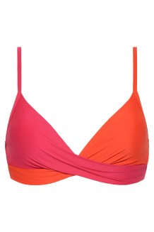 Voorgevormde bikini top Beachlife Bright Rose