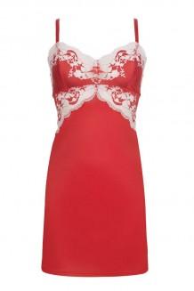 Slipdress Wacoal Lace Affair rood