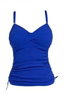 Tankini top Fantasie Ottawa kobalt blauw