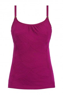 Tankini top Fantasie Ottawa bordeaux