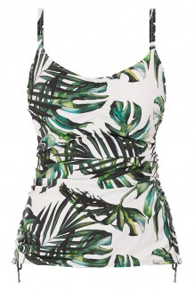Tankini top Fantasie Palm Valley