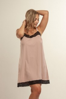 Nightie Plaisir oudrose