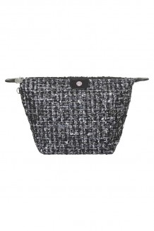 Toilettas All Time Favourites Tweed zwart