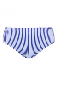 Hoge bikinislip Freya Totally Stripe