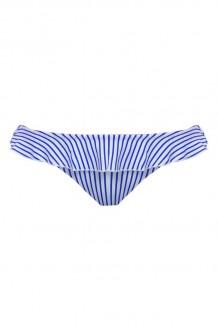 Bikinislip ruches Freya Totally Stripe
