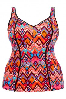 Tankini top Elomi Tribal Vibe