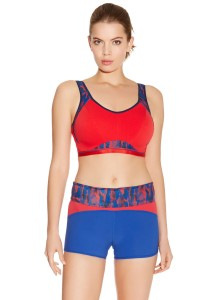 Freya Active Crop Top sport BH rood