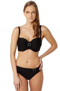 Panache Anya voorgevormde bandeau bikinitop