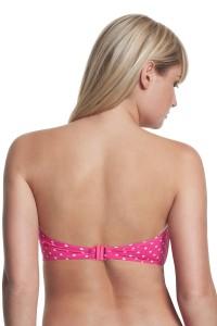 Cleo Betty bandeau bikinitop