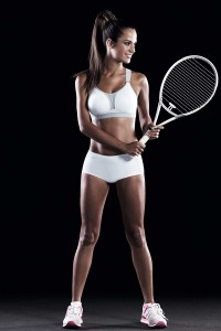 Anita sportslip wit