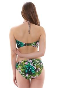 Freya Rumble voorgevormde bandeau bikinitop