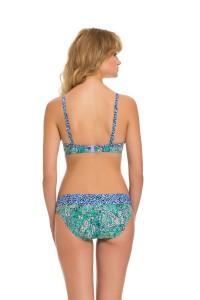 Gottex Profile Blush Urban Jungle voorgevormde bikinitop