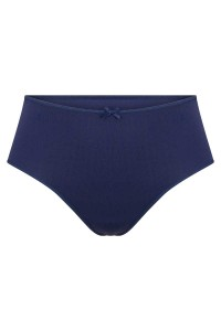 Maxi string RJ Pure Color donkerblauw