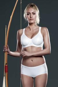 Anita Momentum sport BH met beugel wit