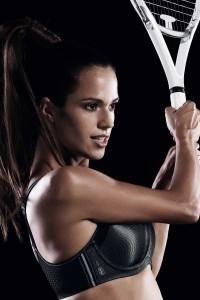 Anita Momentum sportBH met beugel zwart