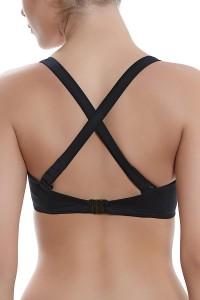 Freya Remix multiway bikinitop zwart