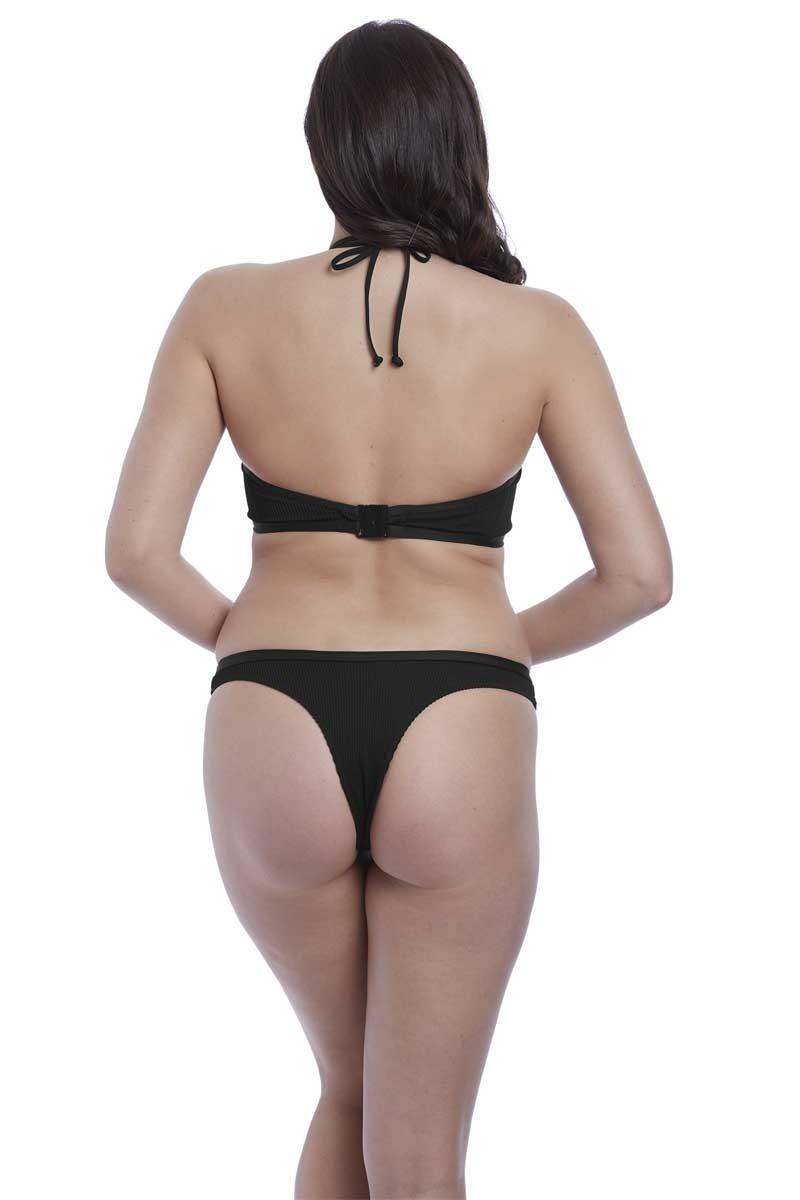 5c2feb25e1 Brazilian bikini string Freya Nouveau zwart - Farfallina.nl